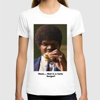 pulp fiction T-shirts featuring PULP FICTION by i live