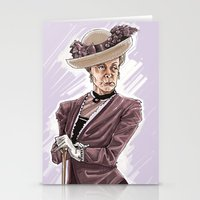 Maggie Smith Stationery Cards