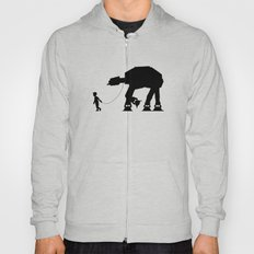 A Boy and His AT-AT Hoody
