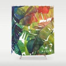 The Jungle Vol 5 Shower Curtain