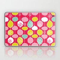 Snowflake Holiday Bobble… Laptop & iPad Skin