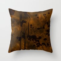 Parchment Throw Pillow
