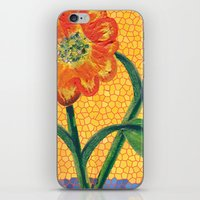 Two Daisies iPhone & iPod Skin