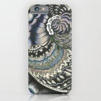 Golden Spiral (no fear) iPhone 6 Slim Case