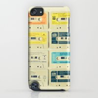 iPhone Cases featuring All Tomorrow's Parties by Cassia Beck