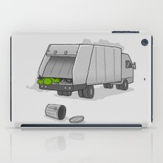 Accident on Sesame St.  iPad Case