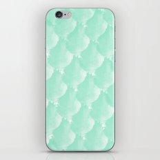 Mint Scallop iPhone & iPod Skin