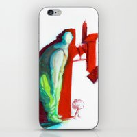 MECCANICA CELESTE iPhone & iPod Skin