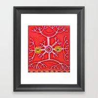 Energy Picture Framed Art Print