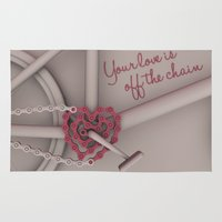 Your love is off the chain Rug