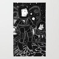 Nostalgia Espacial Rug