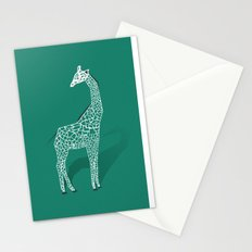 Animal Kingdom: Giraffe III Stationery Cards
