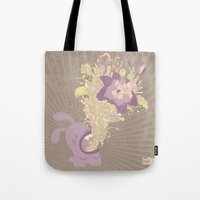 Everything's Coming Out … Tote Bag