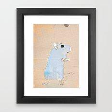 gerb Framed Art Print
