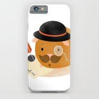 Guinea Pig Portrait 2 iPhone 6 Slim Case