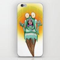 Why- Scream iPhone & iPod Skin