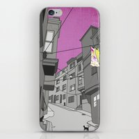 Historical Street View iPhone & iPod Skin