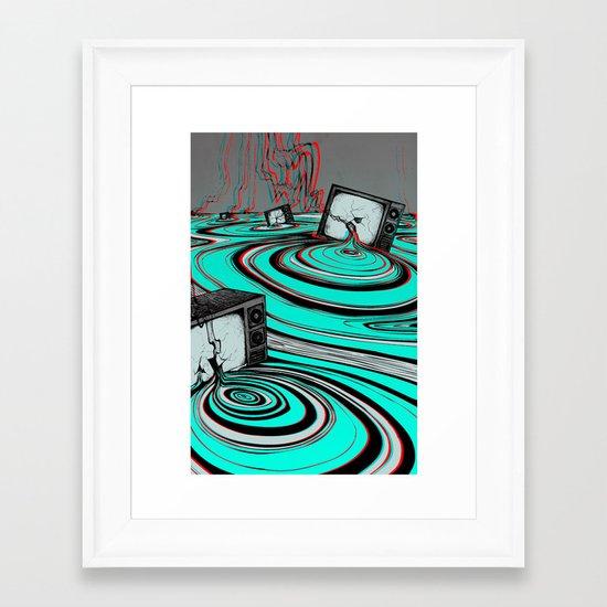 LS Framed Art Print