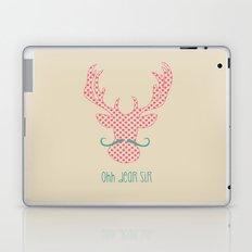 Ohh Dear Sir Laptop & iPad Skin