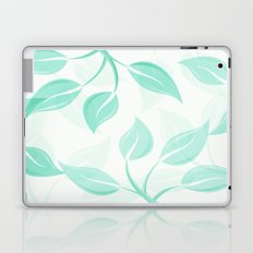 Mint and Frosty Laptop & iPad Skin