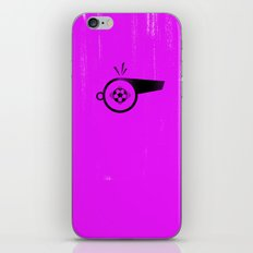 It's time to play!! iPhone & iPod Skin