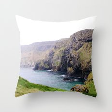 Ireland II Throw Pillow