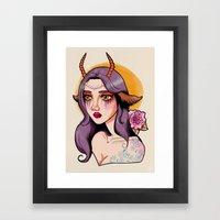 Surrendered Framed Art Print
