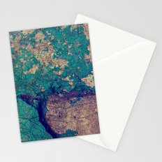 Rough Stationery Cards