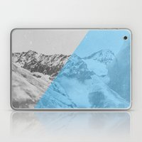 NEON NATURE | Blue Laptop & iPad Skin