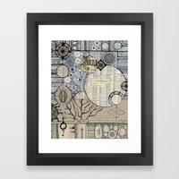 Symphonic Framed Art Print