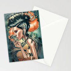 Lisbeth Salander Stationery Cards