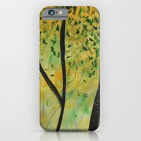 forestry iPhone 6 Slim Case