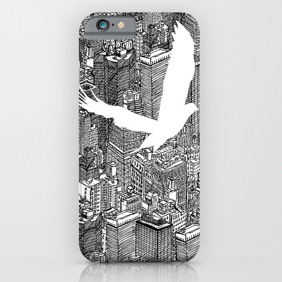 Ecotone (black & white) iPhone & iPod Case