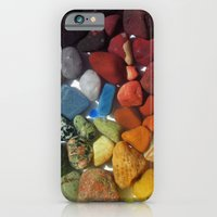 iPhone & iPod Case featuring Summers at Lake Michigan by Sarajea