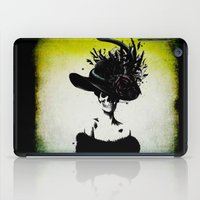 mrs skeleton iPad Case