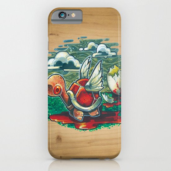 """Life Will Find A Way"" iPhone & iPod Case"