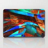 iPad Case featuring Terrible by David Mark Lane