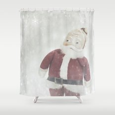 SANTA CLAUS 9 Shower Curtain