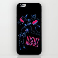 Night Moves iPhone & iPod Skin