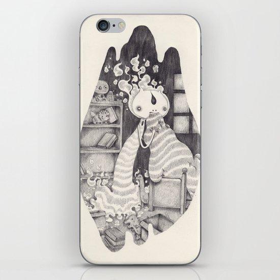 turbitus iPhone & iPod Skin