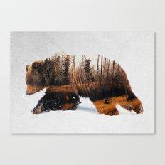 Dreaming About Spring Canvas Print