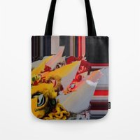 But I'm a Real Dragon! Tote Bag