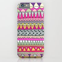 Tribal Lines iPhone 6 Slim Case