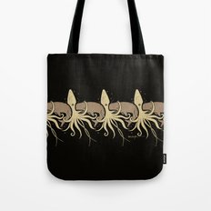 THE WHALE AND THE SQUID Tote Bag