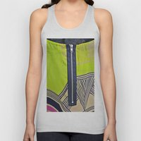 Fly Case / Fly Skin / Fly Print Unisex Tank Top