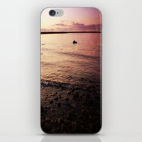 Red Skies iPhone & iPod Skin