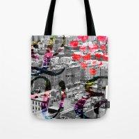 I Love New York Tote Bag