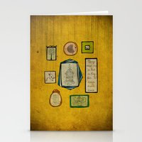 Frames Stationery Cards
