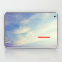 Dream Big Dreams Laptop & iPad Skin