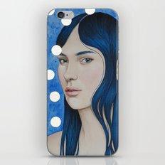 Bulles d'or iPhone & iPod Skin